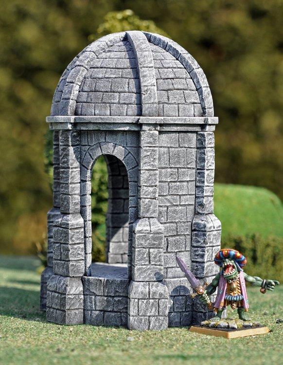 Minas Tirith Dome 01