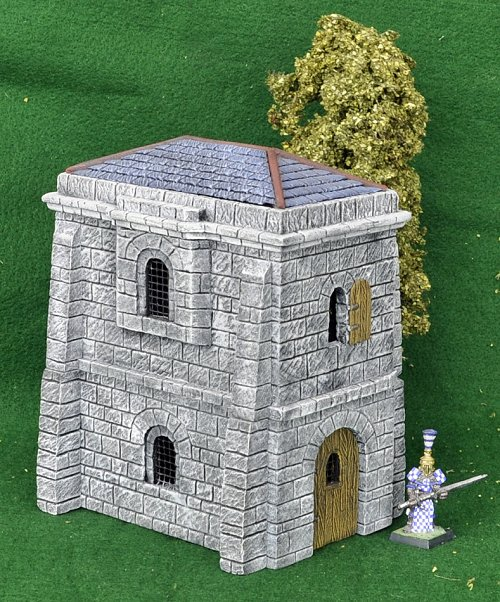 Minas Tirith House 01