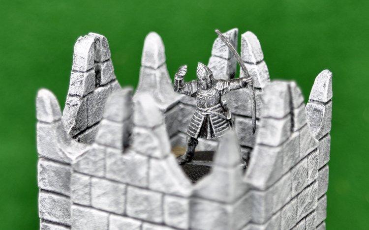 Minas Tirith Tower 01