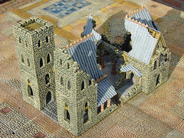 Ruined Chapel 01