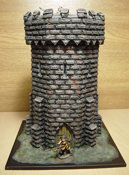 Small Brick Tower 01