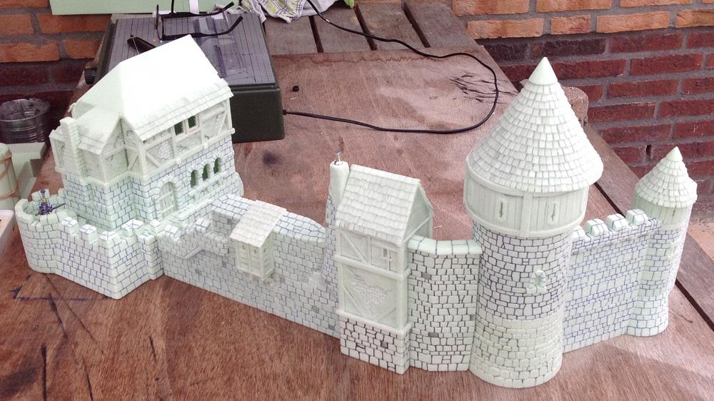 Castle Project 15